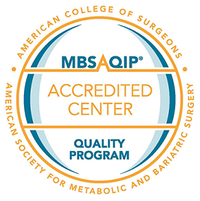 Accredited Center: Metabolic and Bariatric Surgery Accreditation and Quality Improvement Program